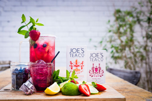 Joes Tea Co _Icedtea _web