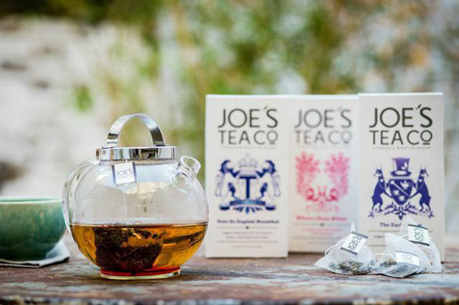 Joes Tea _teaskar _te _ekologiskt _London _Lifestyle _distribution _Beriksson